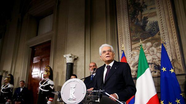 Πολιτικό θρίλερ στην Ιταλία: Διεργασίες για σχηματισμό κυβέρνησης τεχνοκρατών