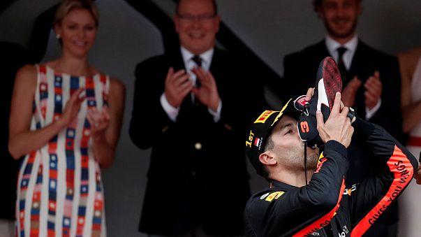 Formula 1: Νίκη Ρικιάρντο στο Μονακό