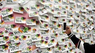 """O papel dos jovens irlandeses no """"Sim"""" ao aborto"""