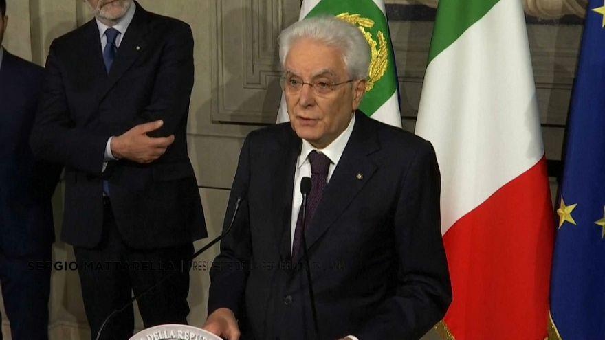Governo, Mattarella riferisce sul no al Governo Conte