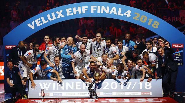 Handball : Montpellier sur le toit de l'Europe