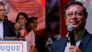Κολομβία: Το αποτέλεσμα θα κριθεί στον δεύτερο γύρο