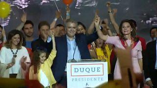 Wer wird Präsident in Kolumbien? Stichwahl entscheidet