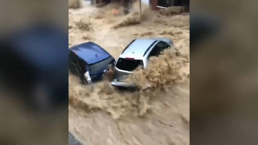Maryland flooding