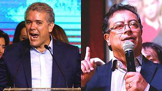Kolombiya'da başkanlık seçimleri ikinci tura kaldı