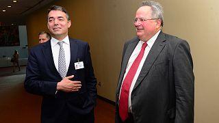 Σκοπιανό: Ολοκληρώθηκαν οι διαπραγματεύσεις σε επίπεδο υπουργών