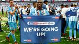 Coventry City v Exeter City: League 2 playoff