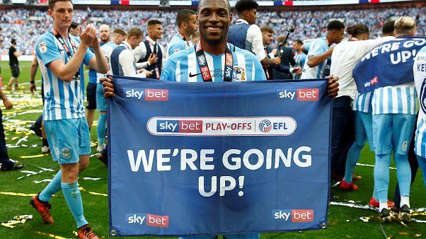 Coventry City v Exeter City: League 2 playoff