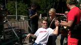 Varsó: 40 napig tüntettek a parlamentben a fogyatékkal élők