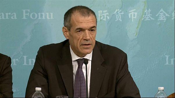 Carlo Cottarelli könnte Übergangsregierung anführen