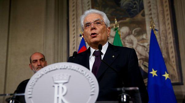 Στη δίνη της πολιτικής κρίσης η Ιταλία