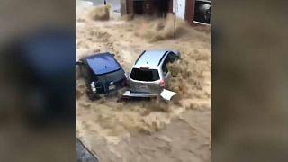 USA: emergenza inondazioni nel Maryland, stato d'emergenza nelle aree colpite