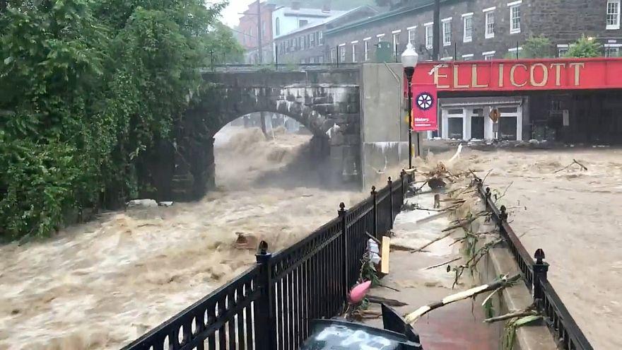 Потоп в Мэриленде