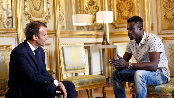 Γαλλική υπηκοότητα στον «spiderman» από το Μάλι