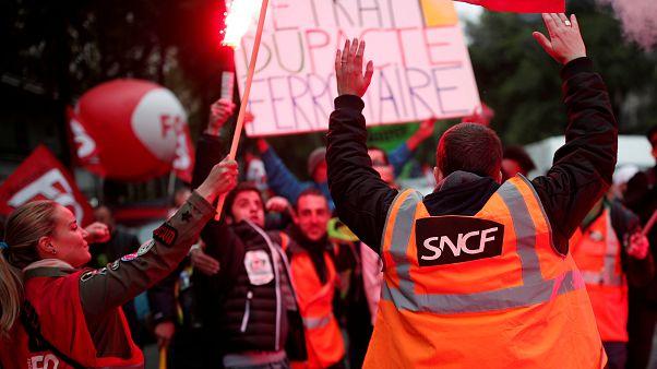 Grève à la SNCF : épisode 12