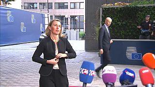 """Unione Europea, parla Federica Mogherini: """"Piena fiducia in Mattarella e nelle istituzioni"""""""