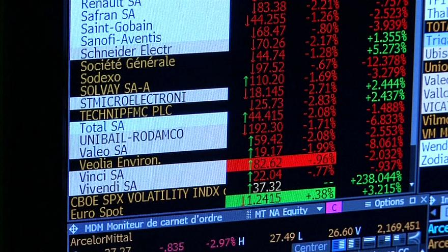Itália: mercados acolhem veto a governo eurocético