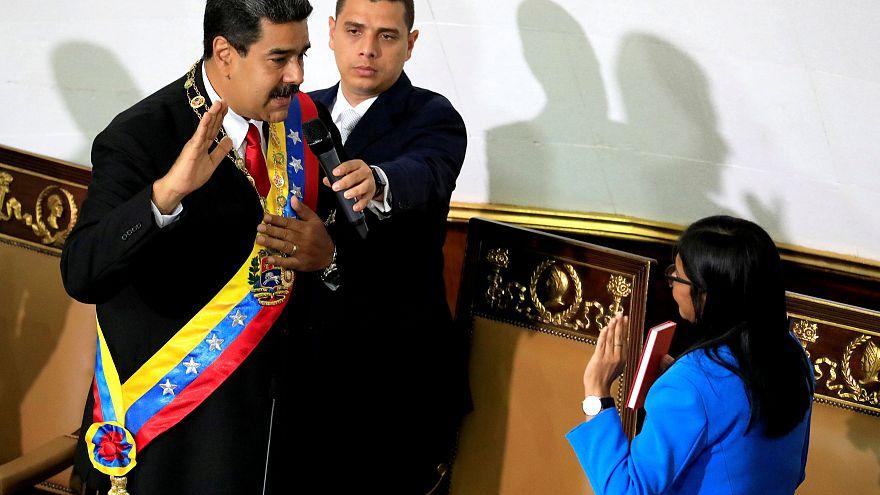 La UE acuerda nuevas sanciones contra Venezuela por las pasadas elecciones