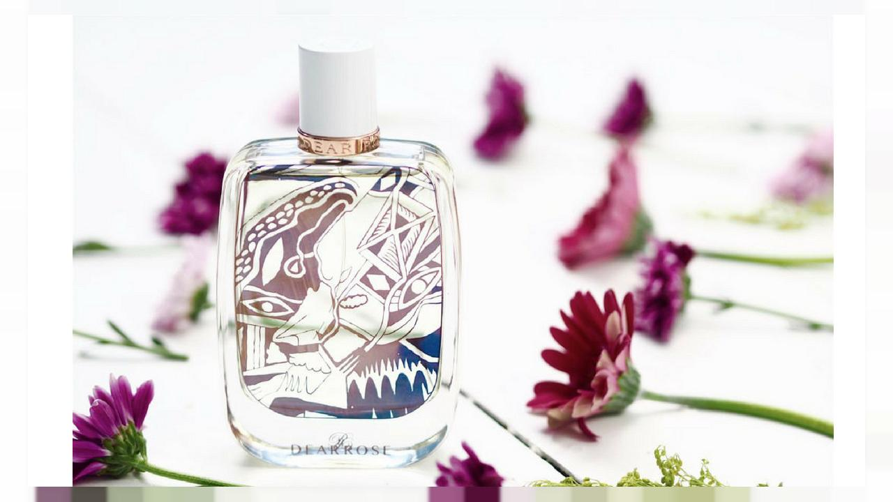 Crafting a niche perfume brand