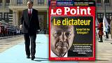 Erdogan supporters force removal of controversial magazine cover from French newsstand