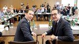 """Österreich will """"im Fall der Fälle"""" Grenzen dichtmachen"""