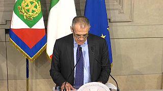 İtalya'da hükümeti kurma görevi Carlo Cotarelli'nin