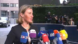 """Mogherini: """"az olaszok bíznak az Európai Unióban"""""""