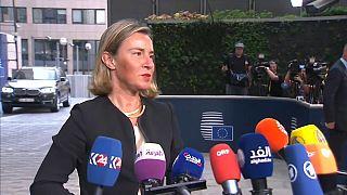 Bruxelas confia nas instituições italianas