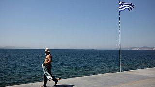A ilha grega que disse adeus às palhinhas de plástico