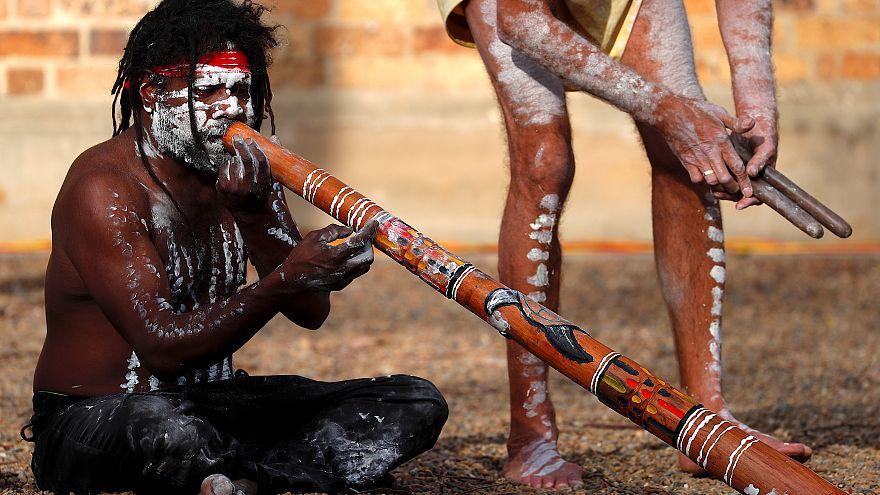 طقوس ودلالات في احتفالات سكان استراليا الأصليين