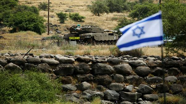 Israeli-occupied Golan Heights