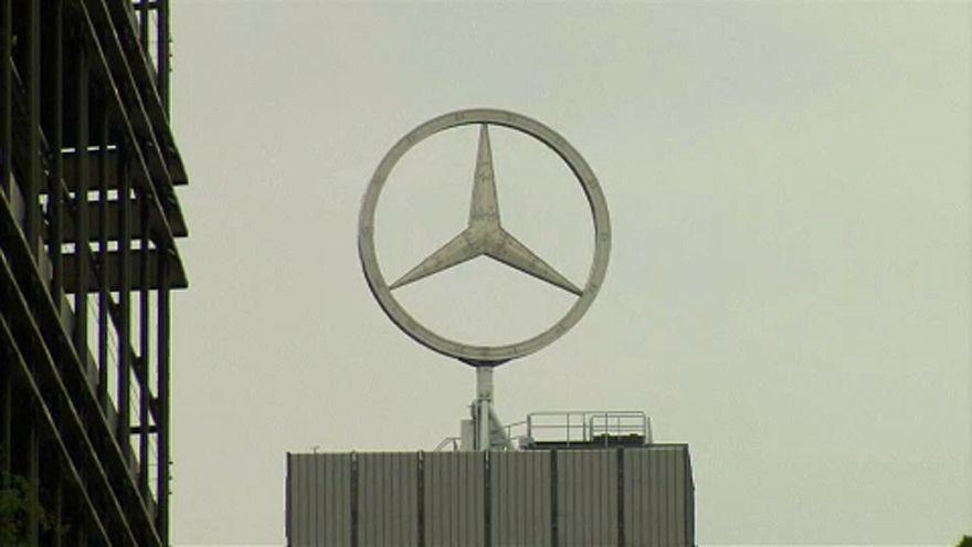 Nehéz nyár előtt állnak a német autógyárak