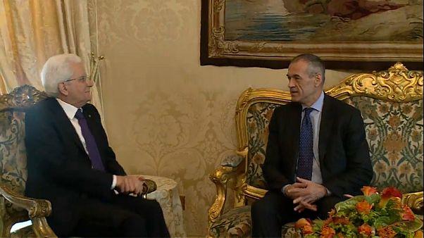 Presidente italiano aponta Carlo Cottarelli para formar Governo