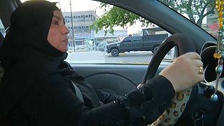 O Iraque já tem a primeira taxista mulher