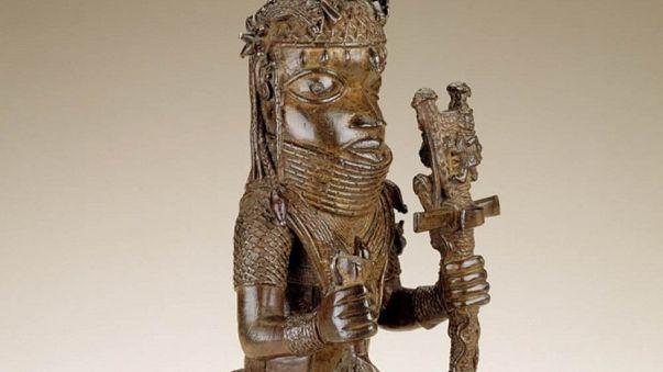 Afrika tarihi eserlerini Avrupa'dan geri istiyor