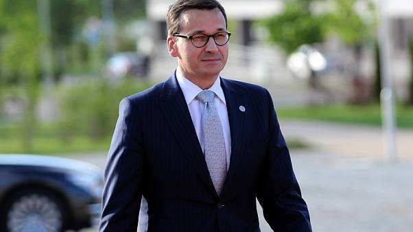 A lengyel miniszterelnök szerint fenyegetés az Északi Áramlat-2