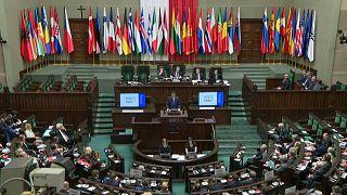 Польша: угроза с востока и база США