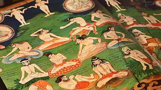 'Murales del Tíbet', un libro con las joyas del budismo por 10.000€