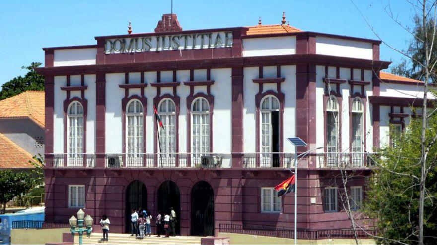 Justiça angolana paralisada por greve de cinco dias no setor