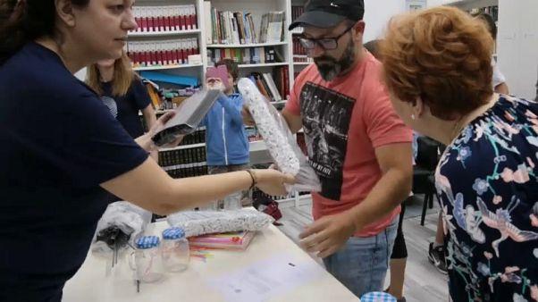 Sikinos, una isla griega libre de pajitas de plástico