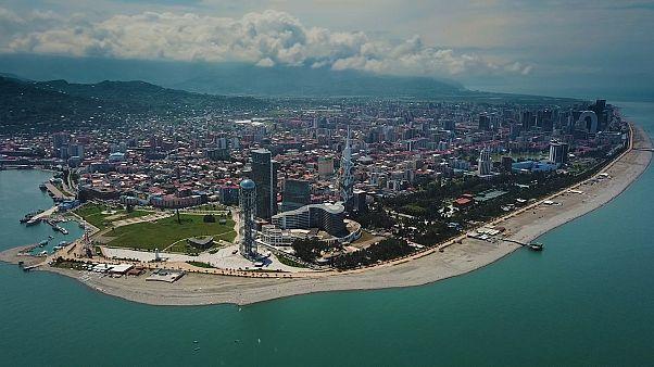 24 hours in Batumi