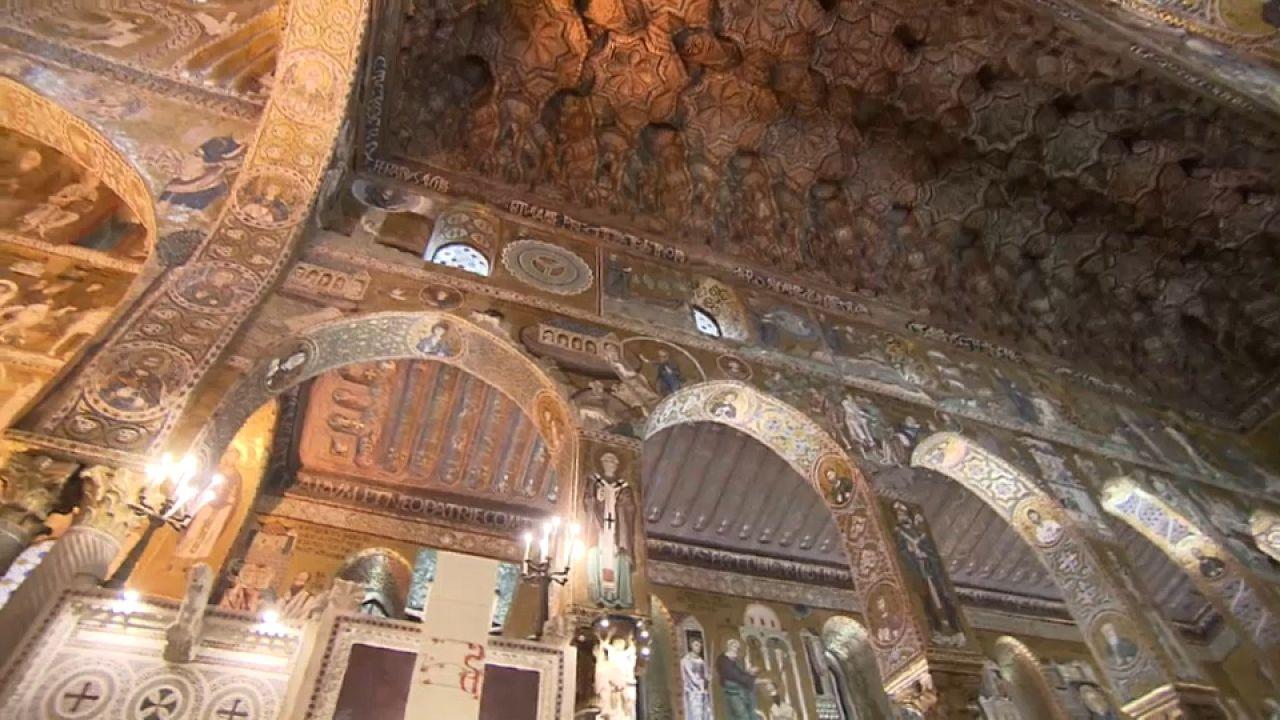 Palermo, capitale della cultura 2018 e il suo scrigno d'arte: la Cappella Palatina