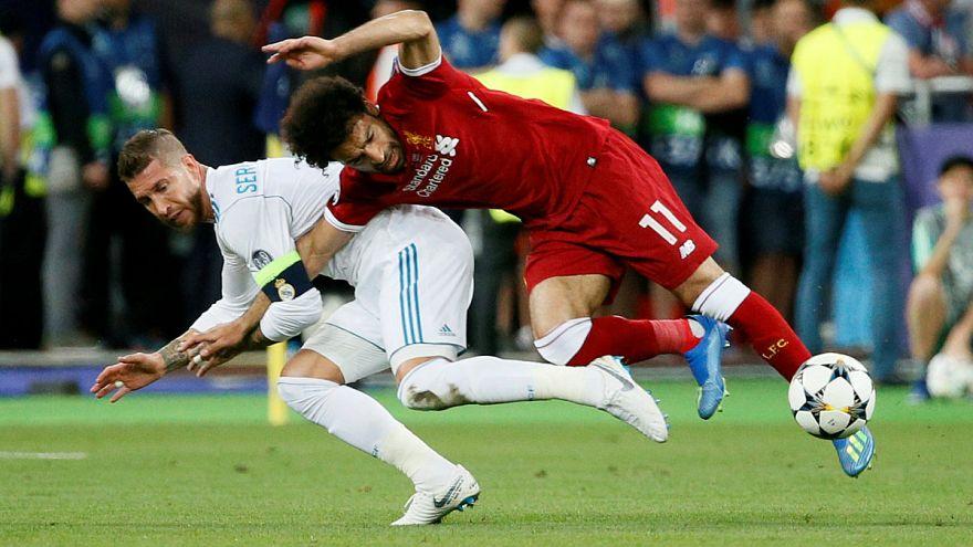 Salah'ı sakatlayan Ramos için imza kampanyası