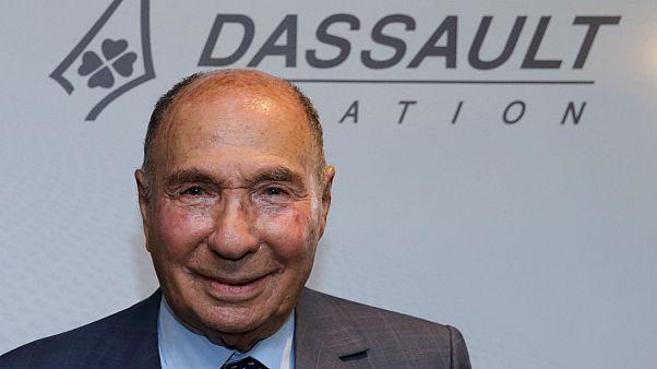 L'industriel français Serge Dassault est décédé