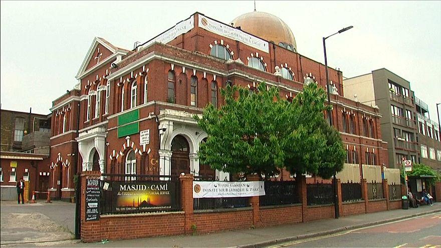 صورة للمسجد في لندن