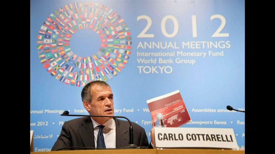 "Carlo Cottarelli, le ""M. Rigueur"" italien"