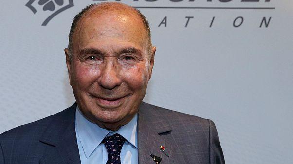 French industrialist Serge Dassault dies at 93