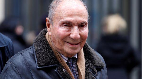 Der französische Industrielle Serge Dassault ist mit 93 Jahren gestorben