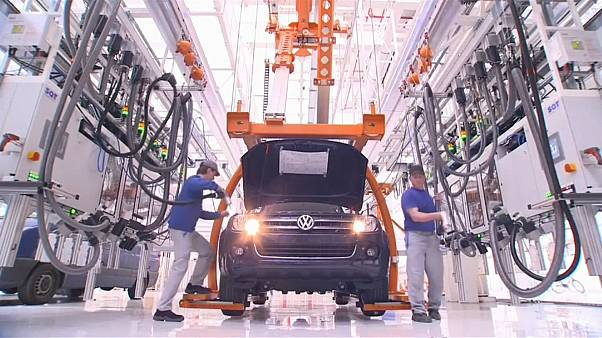 Volkswagon production plant