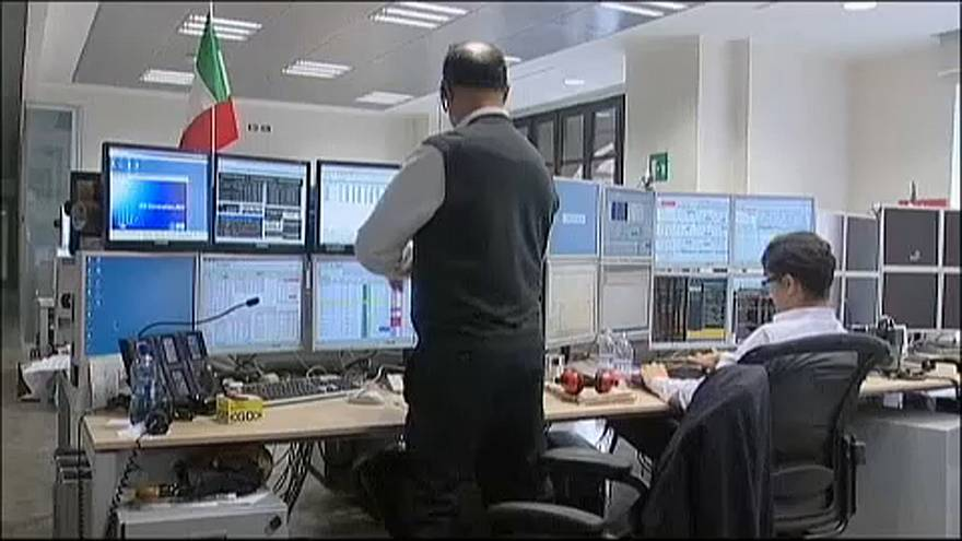 Zavar az olasz pénzpiacokon a bizonytalanság miatt